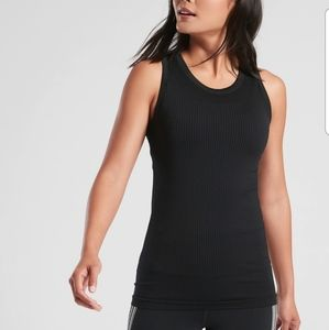 Athleta Renew CYA Length Ribbed Tank